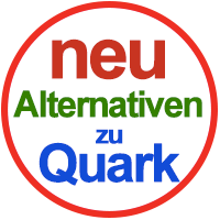 Neu Alternativen Quarck